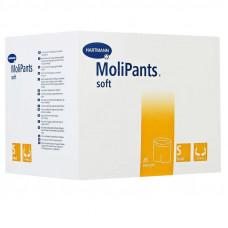 Штанишки MoliPants Soft удлиненные эластичные  для фиксации прокладок S 25 шт 9477902