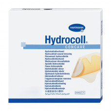 Повязка Hydrocoll concave для локтей и пяток гидроколлоидная 8х12 см 10 шт