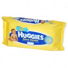 Салфетки влажные Huggies Extra Gentle 64 шт