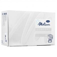 Штанишки MoliPants Comfort эластичные  для фиксации прокладок размер М 25 шт 9477125