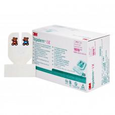 Пластырь 3М Tegaderm U-образный вырез детский 5x5,7 см 100 шт прозрачный