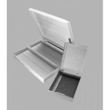 Штатив-бокс для предметных стекол 25х75 мм 25 мест