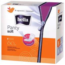 Прокладки гигиенические bella Panty Soft 60 шт