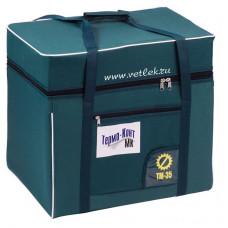 Термоконтейнер ТМ-35 в сумке-чехле без хладоэлементов