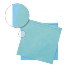 Материал SMMS для паровой плазменной и газовой стерилизации DGM 1300х1500 мм голубой 60 шт