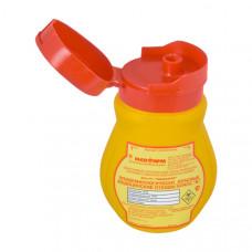 Контейнер для медицинских отходов МедФарм класс Б 0,25 л одноразовый