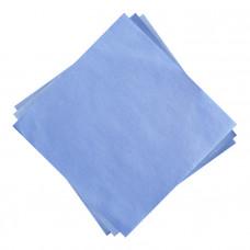 Нетканный материал BOM 750х750 мм голубой 250 шт