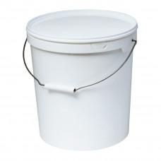 Бак для медицинских отходов Респект класс А 20 л белый