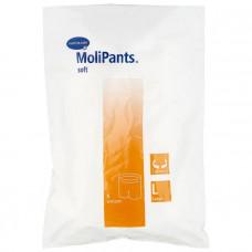 Штанишки MoliPants Soft удлиненные эластичные  для фиксации прокладок L 5 шт 9477972