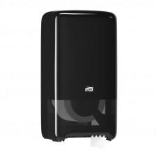Диспенсер для туалетной бумаги в миди рулонах Tork 557508 черный