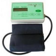 Тонометр автоматический и неинвазивный глюкометр без тестовых полосок ОМЕЛОН