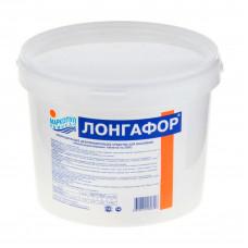 Лонгафор медленный хлор таблетки 200 г 5 кг