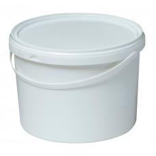Бак для медицинских отходов КМ-проект класс А 10 л белый