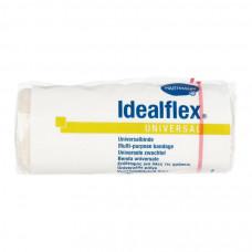 Бинт Idealflex universal 66% хлопок 33% полиамид 1% эластан 10 см 5 м