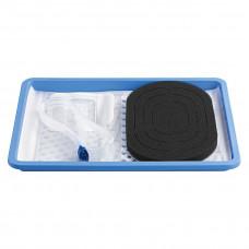 Набор для вакуумной терапии VivanoMed Foam Thin 4097431 тонкий 5 шт