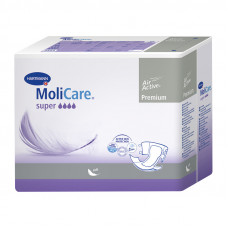 Подгузники MoliCare Premium super soft размер S 30 шт