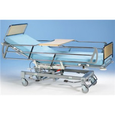 Кровать функциональная модульной конструкции Merivaara Futura plus