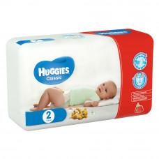 Подгузники Huggies Classic SoftDry 3-6 кг 18 шт