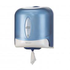 Диспенсер для полотенец Tork Reflex 473133 голубой