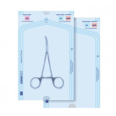 Пакет для паровой и газовой стерилизации термосвариваемый Клинипак 150х250 мм 1000 шт