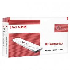 iSCREEN-Hep В-тесты на определение гепатита В