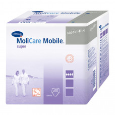 Трусы впитывающие MoliCare Mobile super pазмер M 2 шт