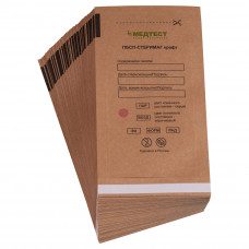 Крафт-пакеты для стерилизации ПБСП-СтериМаг 100х200 мм 100 шт
