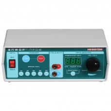 Аппарат для гальванизациии лекарственного электрофореза автоматизированный Элфор-Проф