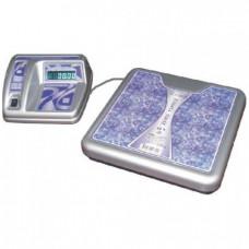 Весы электронные медицинские ВМЭН-200-100-Д напольные с поверкой
