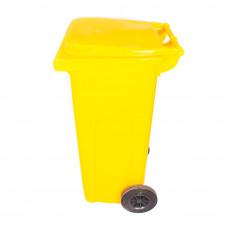 Контейнер для медицинских отходов Инновация класс Б 120 л на колесах
