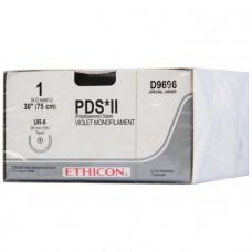 Нить ПДС 2 фиолетовая М2 (3/0) колющая игла SH Plus 26 мм 70 см 36 шт W9124H
