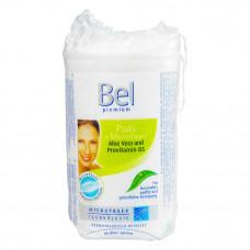 Ватные диски BEL Premium овальные 45 шт