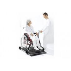 Весы для взвешивания в инвалидной коляске медицинские электронные SECA-664
