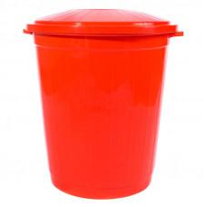 Бак для медицинских отходов Инновация класс В 50 л красный