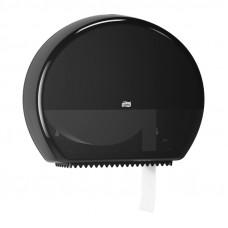 Диспенсер для туалетной бумаги в больших рулонах Tork 554008 черный