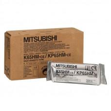 Бумага для УЗИ MITSUBISHI К65HM рулон 110 мм 21 м