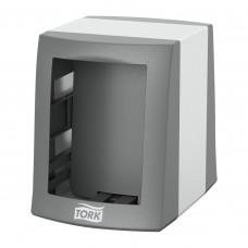 Диспенсер для салфеток 25х30 см Tork 271800 серый