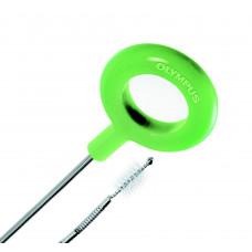 Щетка чистящая для инструментального канала 2-3,2 мм для бронхоскопа многоразовая BW-15B