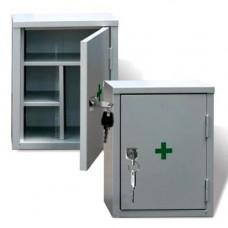Аптечка 262264 металлический шкаф 300х380х160 мм - без наполнения