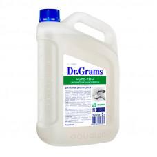 Dr. Grams мыло-пена антибактериальное 5 л
