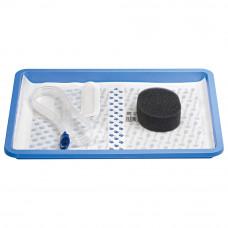 Набор для вакуумной терапии VivanoMed Foam Kit 4097301 стерильный S 10x7,5x3,2 см 10 шт