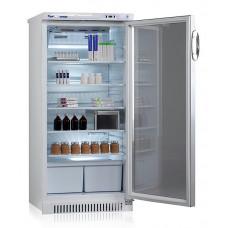 Холодильник фармацевтический c стеклянной дверью и замком Pozis ХФ-250-3 250 л