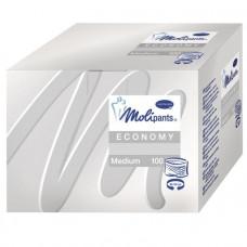 Штанишки MoliPants Economy эластичные  для фиксации прокладок размер М 100 шт 9477303