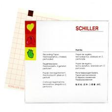 Бумага для ЭКГ Schiller пачка 210 мм 50 м 178 листов 2.157.025