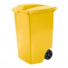 Контейнер для медицинских отходов Респект класс Б 120 л на колесах