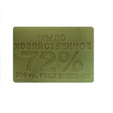 Мыло хозяйственное 72% 200 г 60 шт