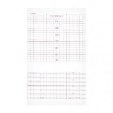 Бумага для ФМ (КТГ) пачка 150x90 мм 160 листов z-сложение