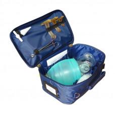Аппарат дыхательный взрослый ручной Медплант АДР-МП-В без аспиратора многоразовый