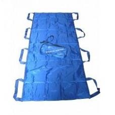 Носилки мягкие с фиксирующими ремнями НМ-02 185х75 см в чехле