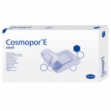 Повязка Cosmopor E steril послеоперационная стерильная 5х7,2 см 50 шт